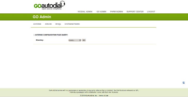 GO Admin Manual - GOautodial Omni-channel Contact Center Suite