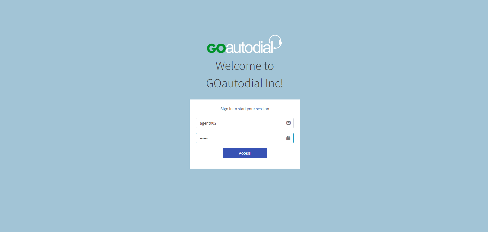 Goautodial Getting Started Guidev4 - GOautodial Omni-channel Contact