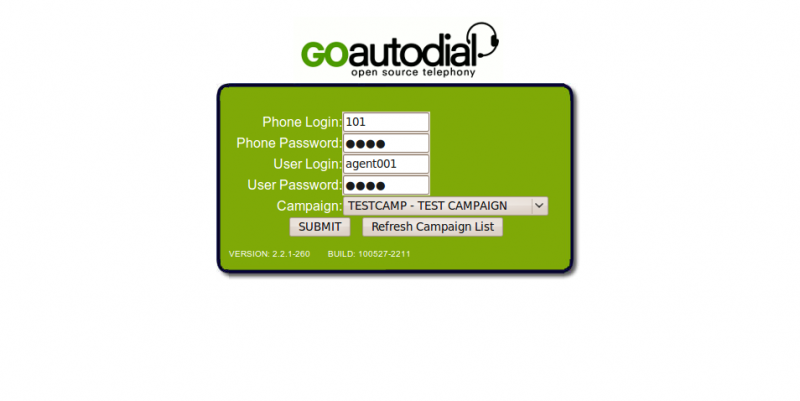 Goautodial Getting Started Guide - GOautodial Omni-channel